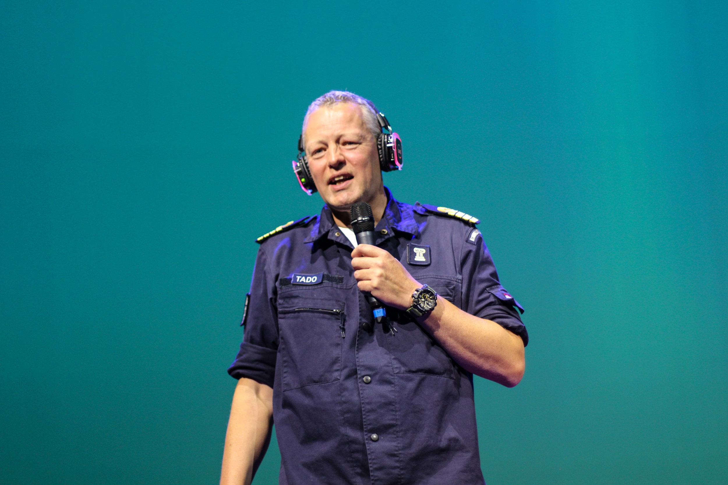 Bart van den Heuvel   Kickstart 2018