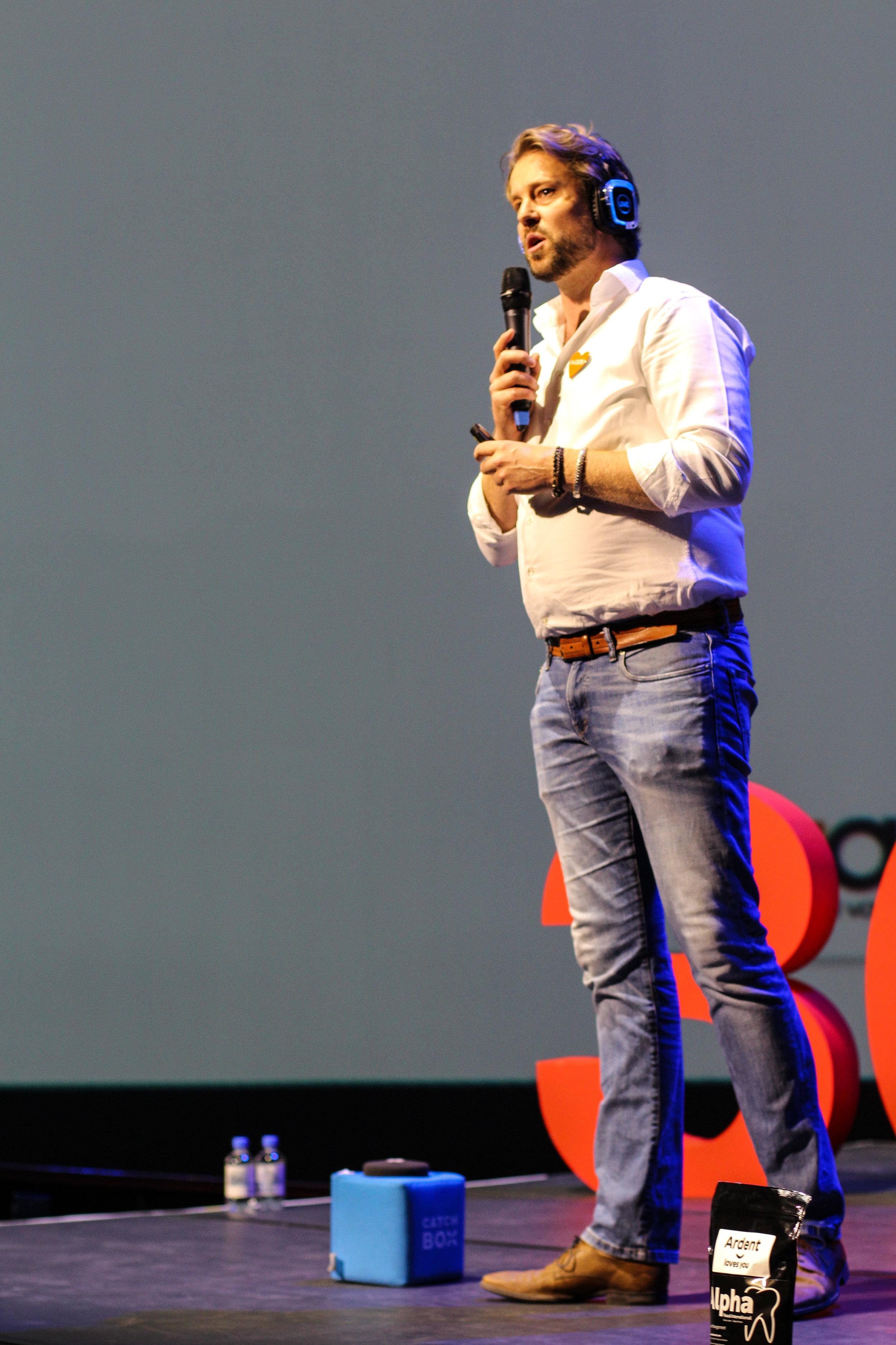 Marco Seldentuis   Kickstart 2018