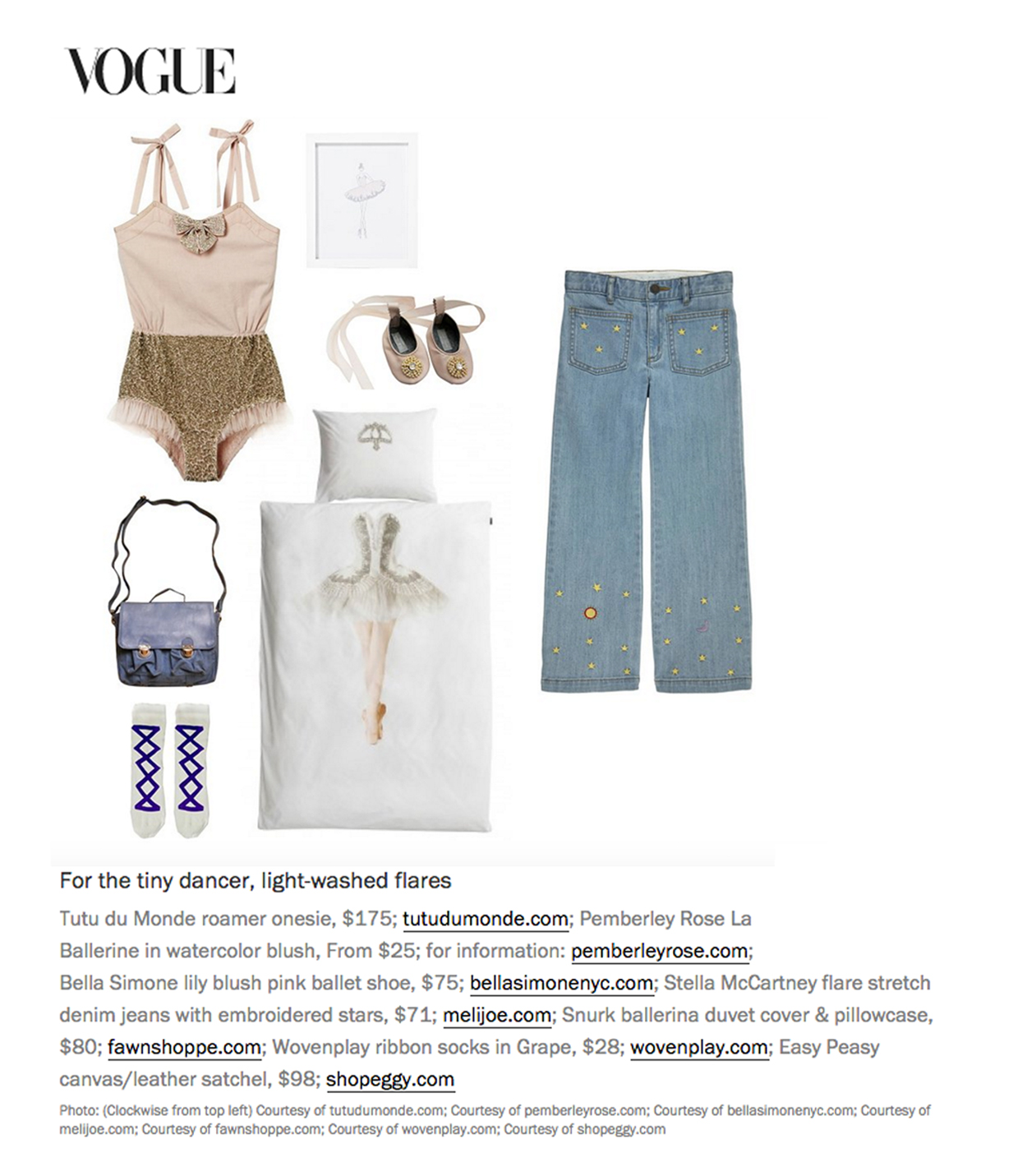 Wovenplay Ribbon Socks Grape featured in Vogue's Back to School Guide!    Here is the link to the full piece!