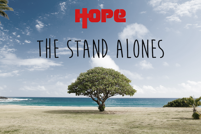 The Stand alones! - In between our preaching mini-series' we deliver powerful, 'stand alone' messages you can listen to as and when you please: