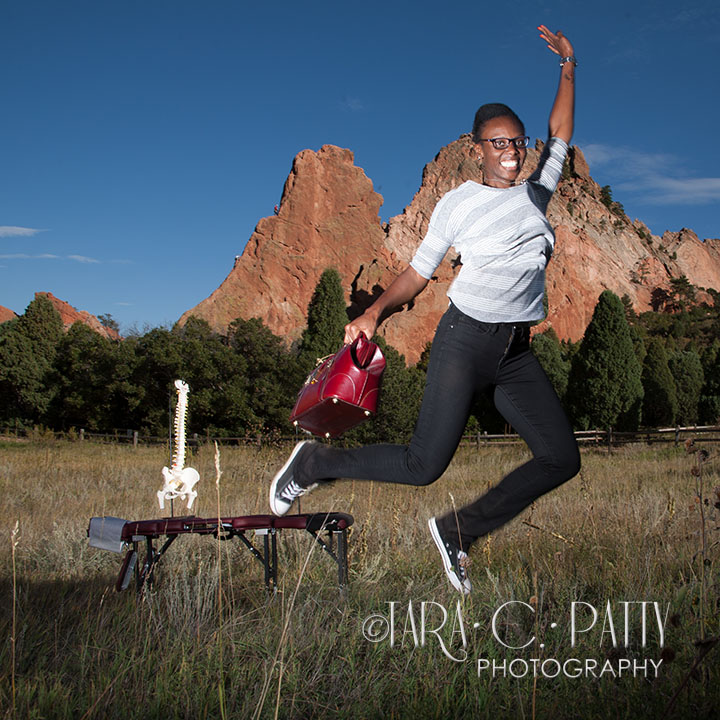creative out of the box marketing photos in Colorado Springs