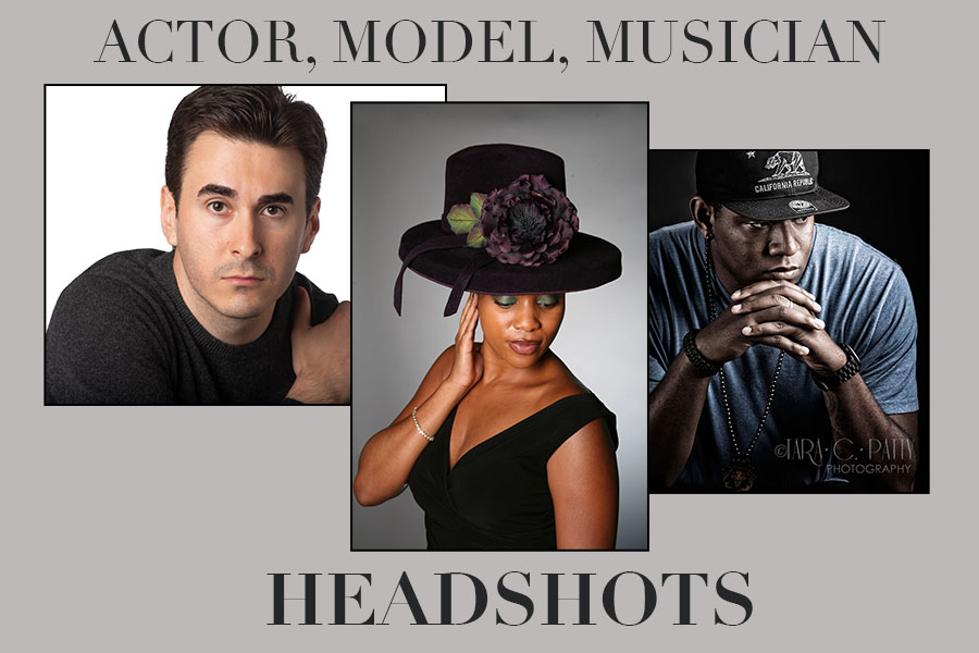 We provide great packages for actors, models and musicians