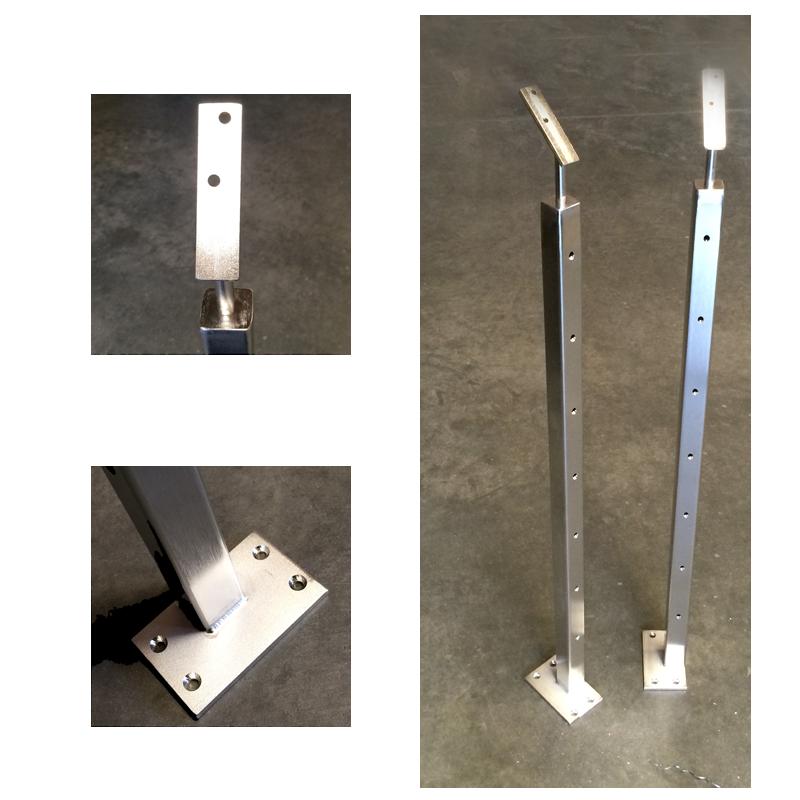 Railing System Detail