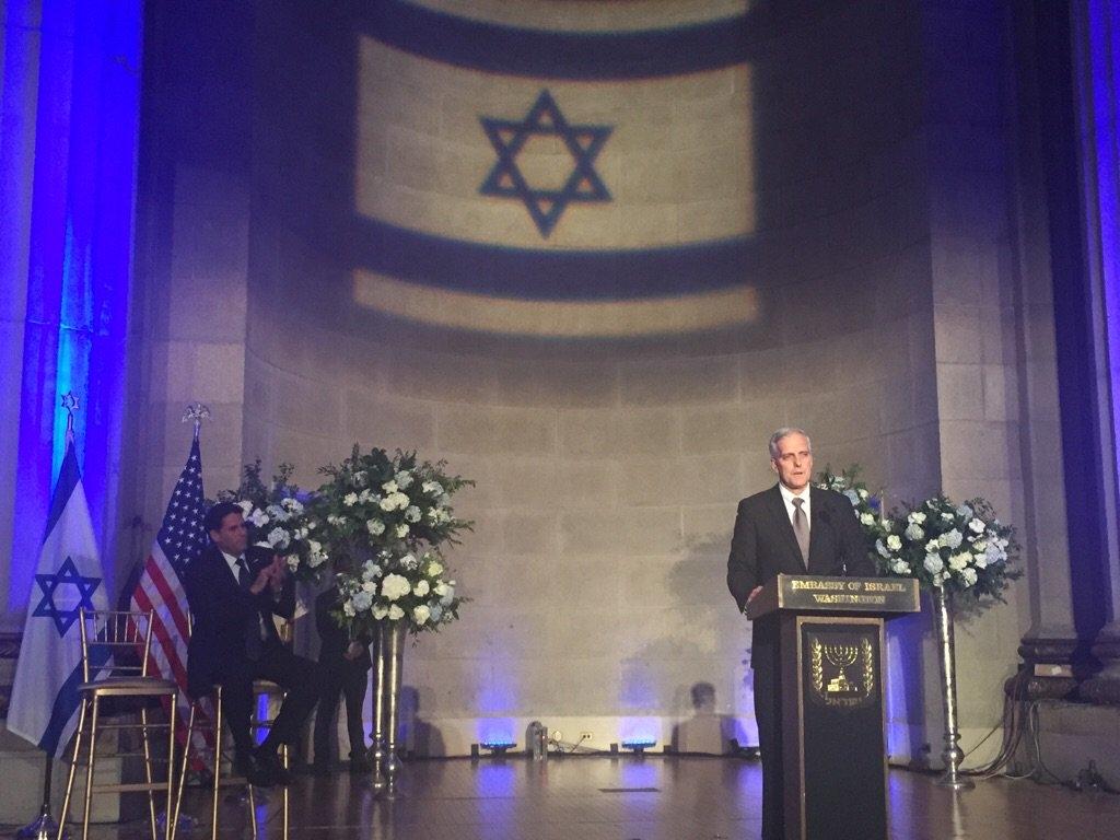 Photo: Twitter/Embassy of Israel