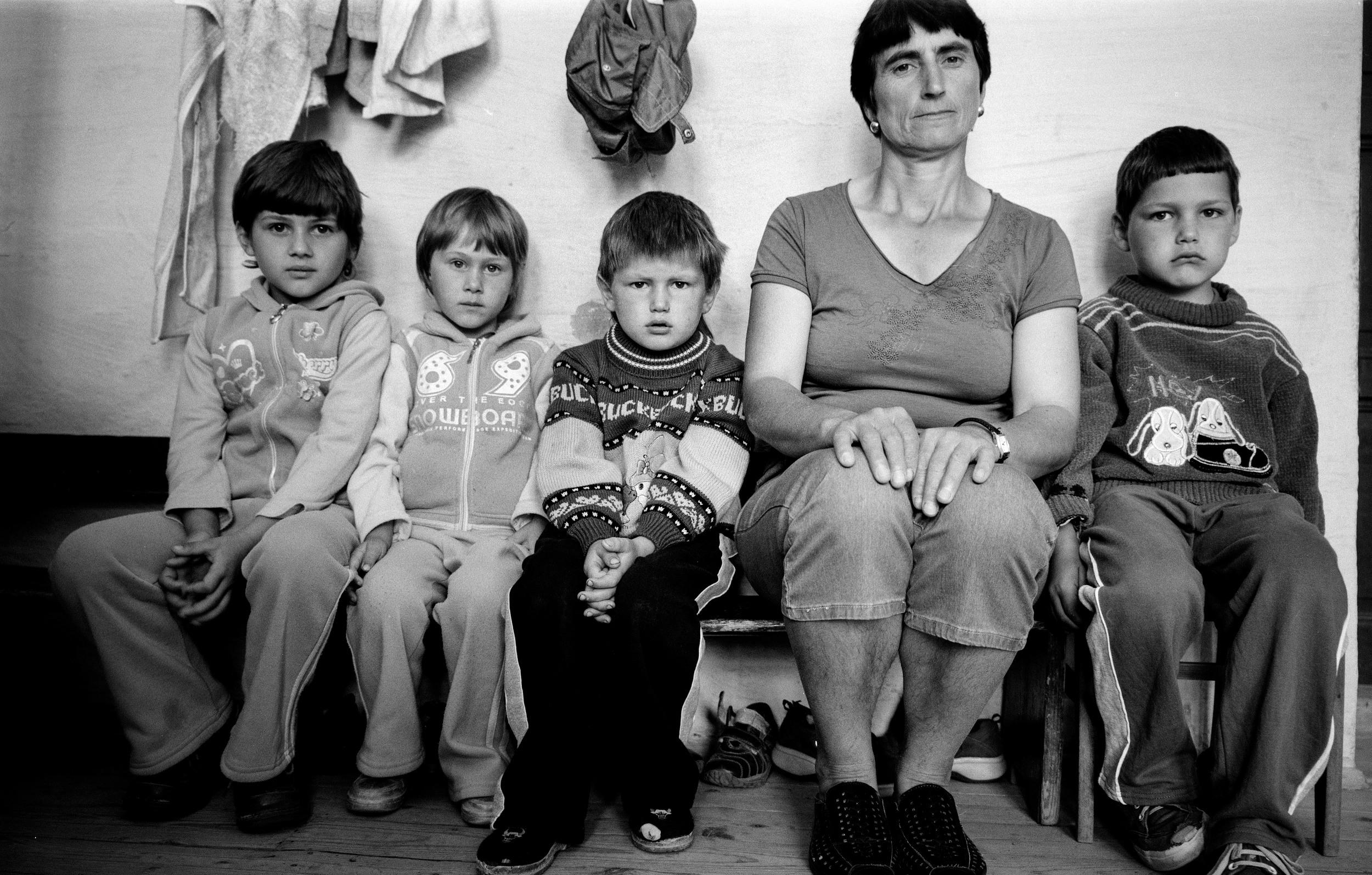 Kindergarten. Siklód, Romania, 2009