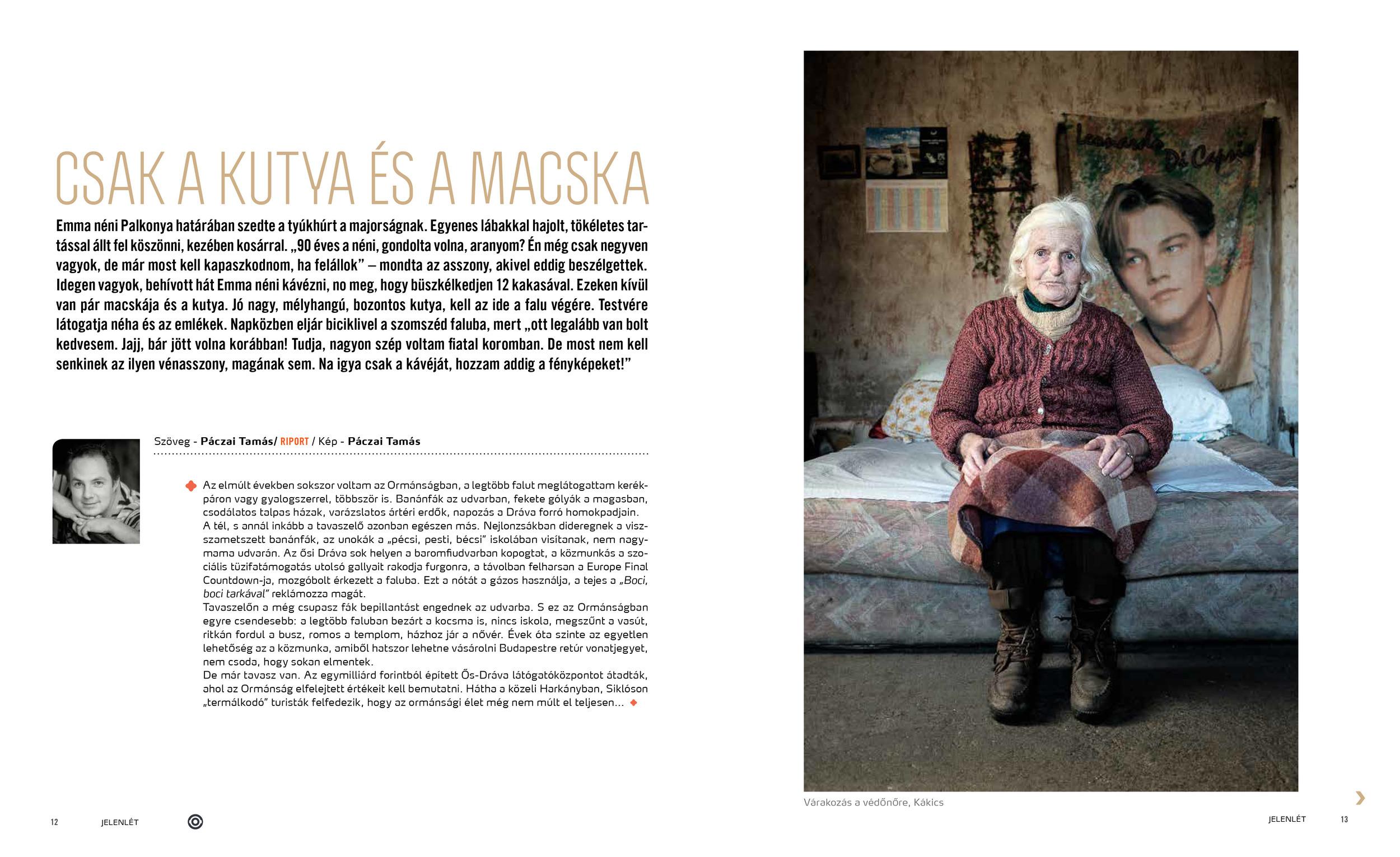 Képmás magazine, 2015