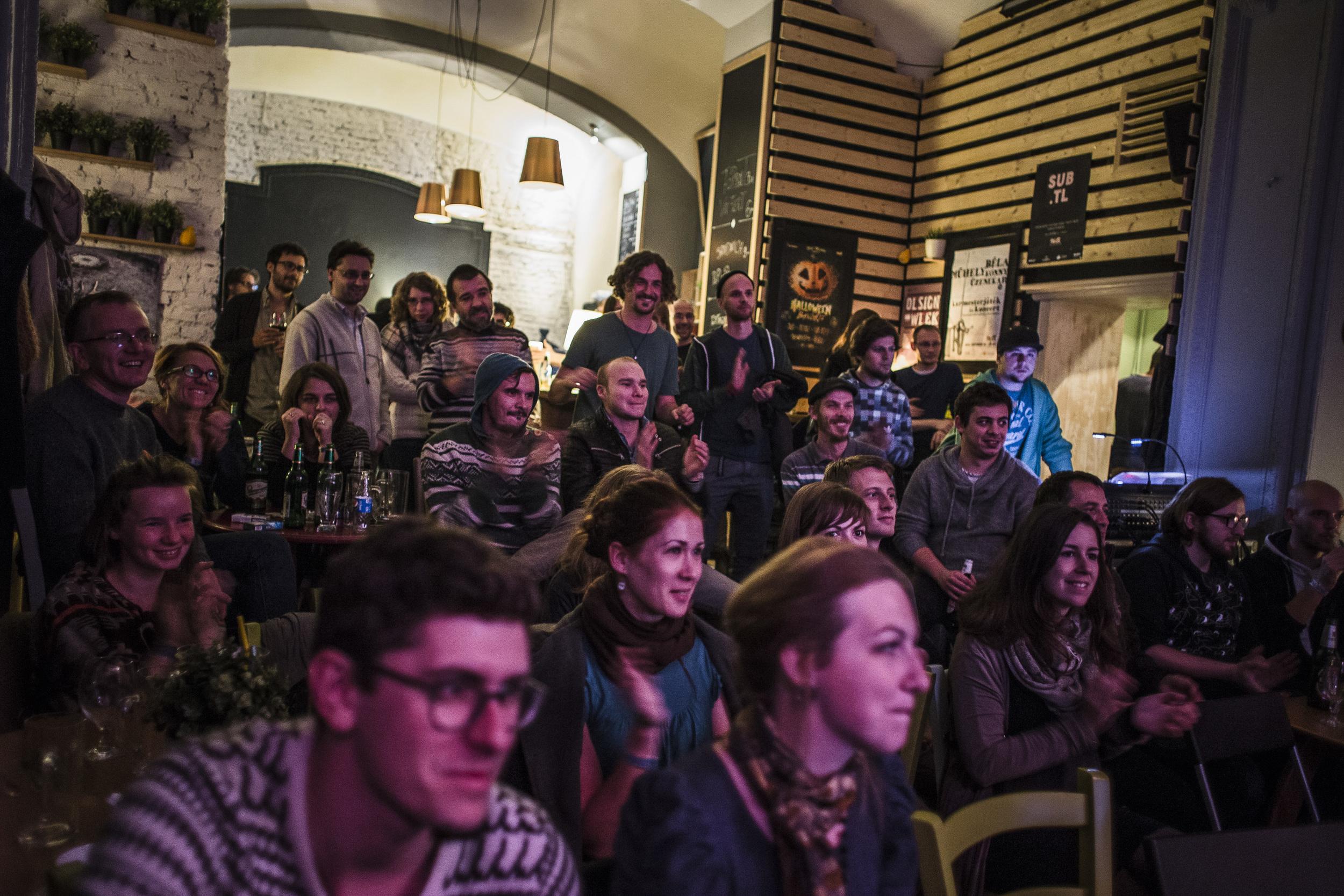 Székely közönség a Teinben II.