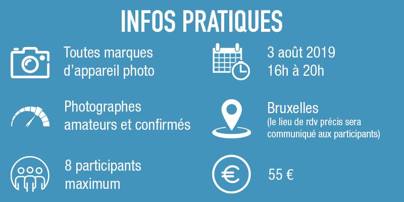 Photowalk Bruxelles