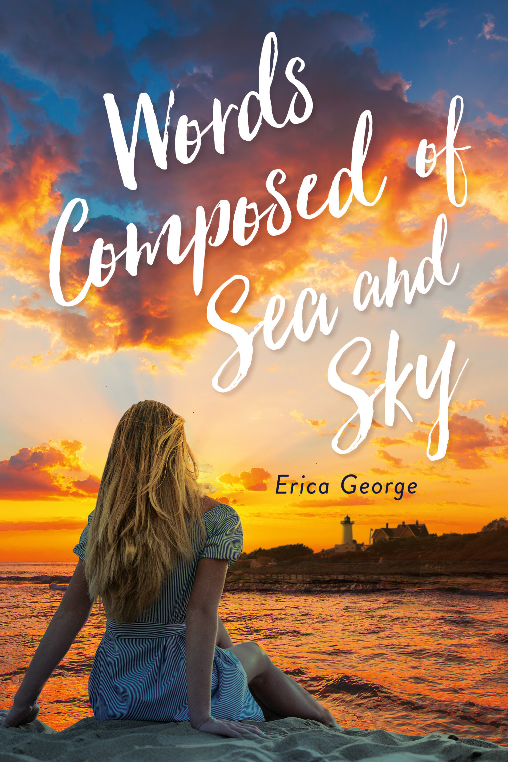 Words Composed of Sea and Sky (Running Press Kids/Hachette, 5/25/21) Cover Design by: Frances J. Soo Ping Chow