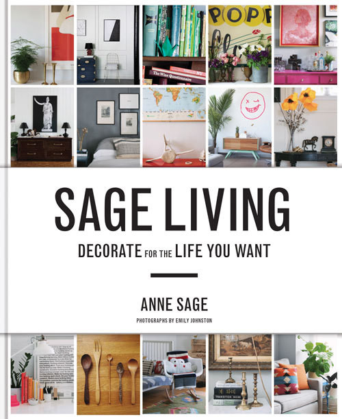 Sage Living | Anne Sage | Interior Design | www.foundandkept.com