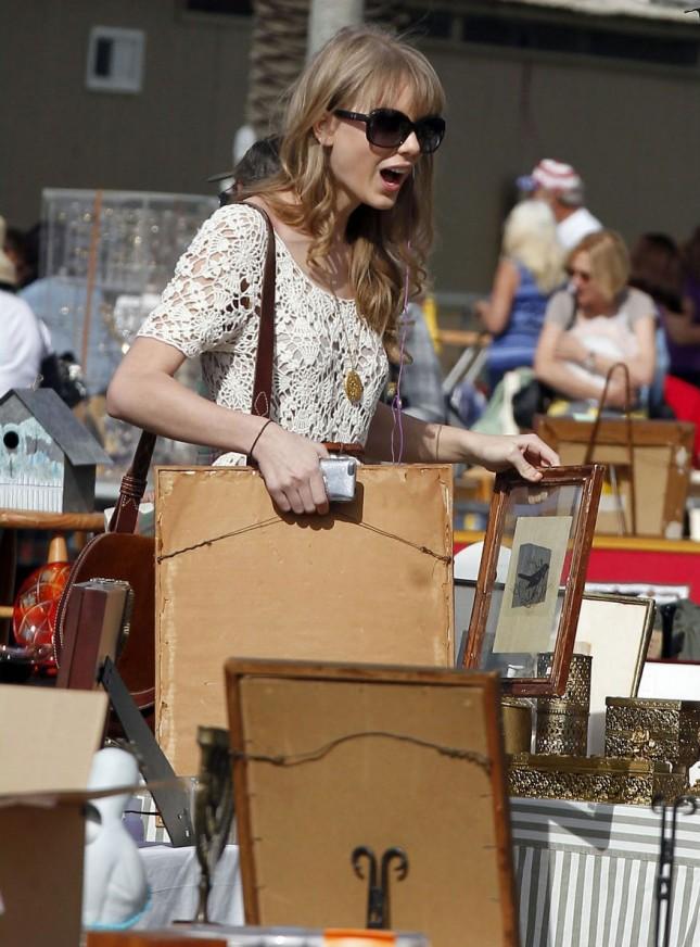 TSwift Ventura Flea Market | www.foundandkept.com