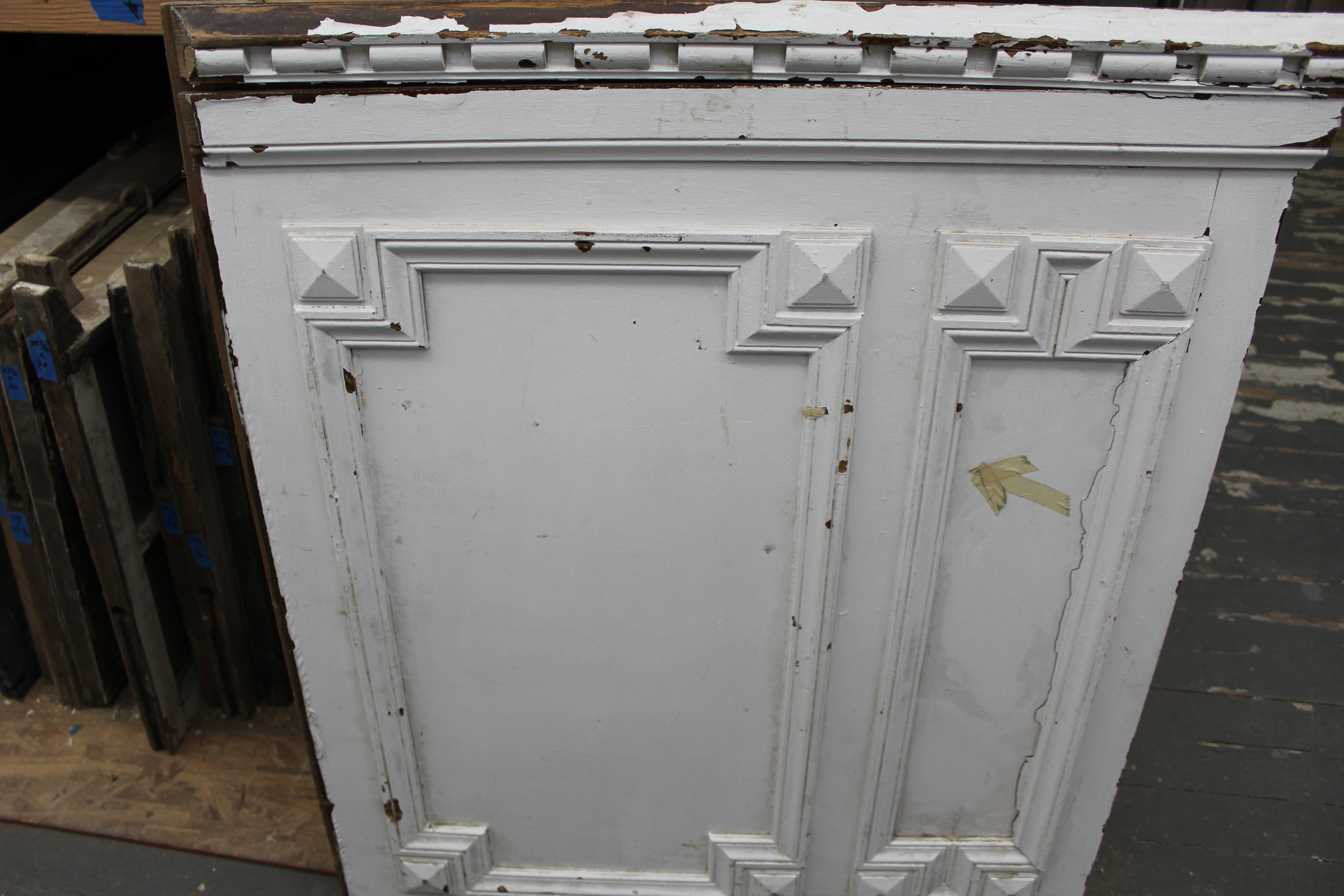 Architectural Art Deco Piece | Silverado Salvage | www.foundandkept.com
