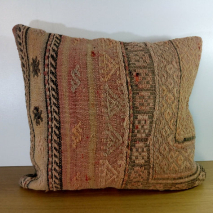 Phaselis Kilim Pillow $15