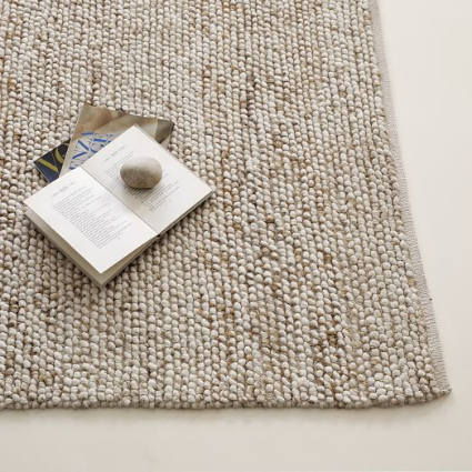 West Elm Pebble Jute $41-779
