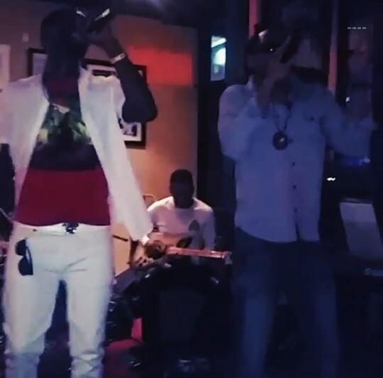 Afrikan Kartel @ The Harlem Besame Lounge