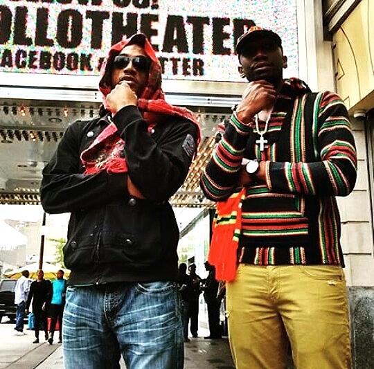 Afrikan Kartel @ The Famous Apollo Theater