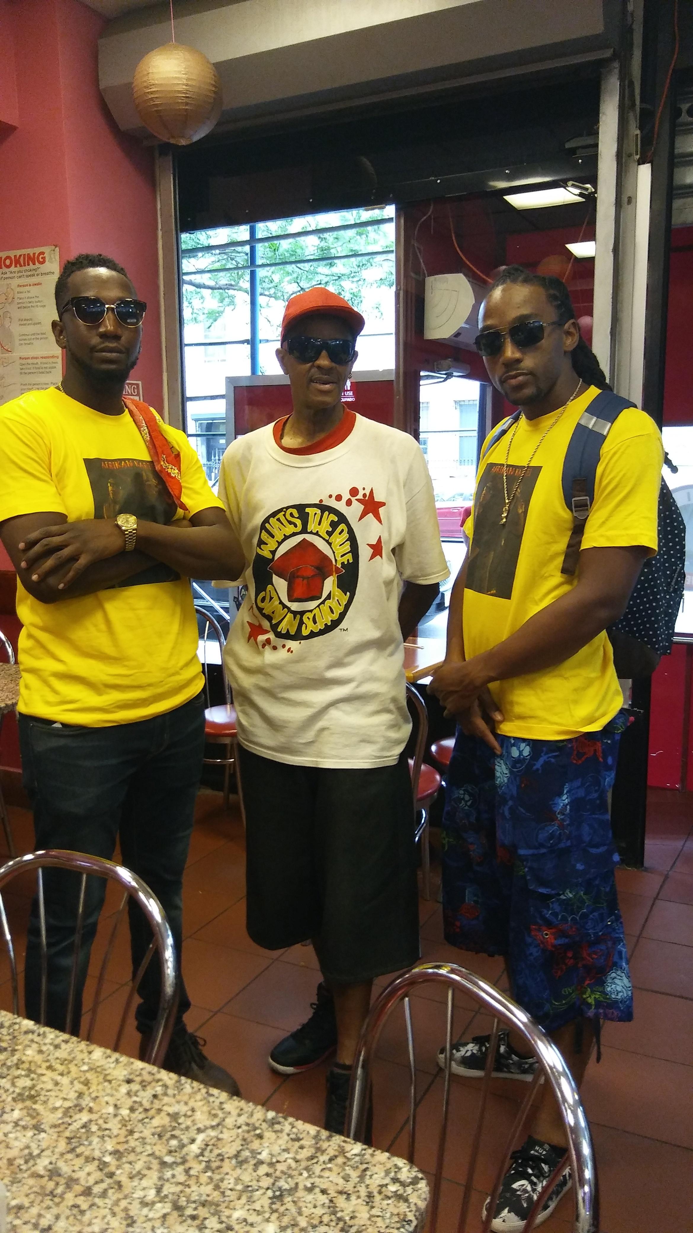 AFRIKAN KARTEL W/ THE LEGENDARY DJ SMITTY