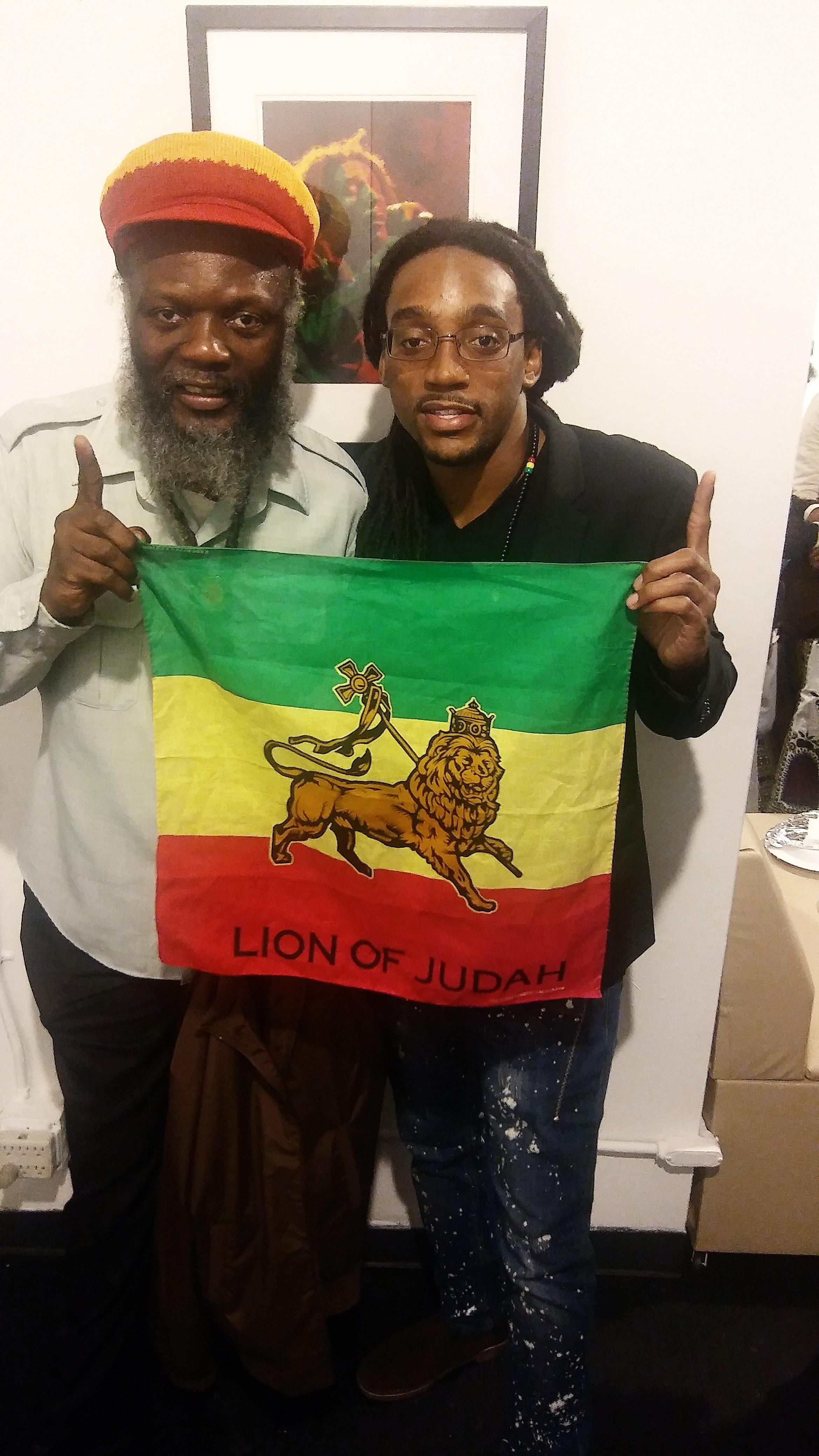 AFRIKAN KARTEL w/ Reggae Singer Winston Irie