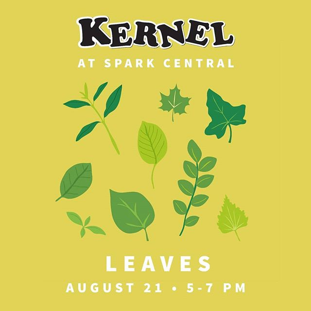 Our KERNEL activity this week is all about leaves! 🍃🍁 What's their purpose? Why do they change color? Kids can complete a leaf rubbing craft and earn a $2 voucher for fresh fruits and vegetables from the Kendall Yards Night Market.  Wednesday, August 21, 5-7pm.  #Botany #Leaves #LeafRubbing #Spokane #SpokaneKids #KERNELatSpark #SparkCentral