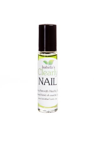 Isabella's Clearly NAIL Strong Healthy Nails