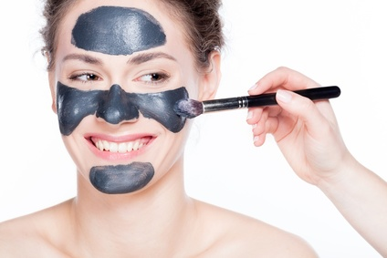 Natural Charcoal Face Mask by Isabella's Clearly