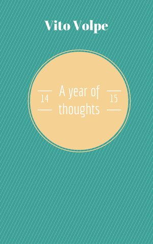 Copy of A year of thoughts 14/15