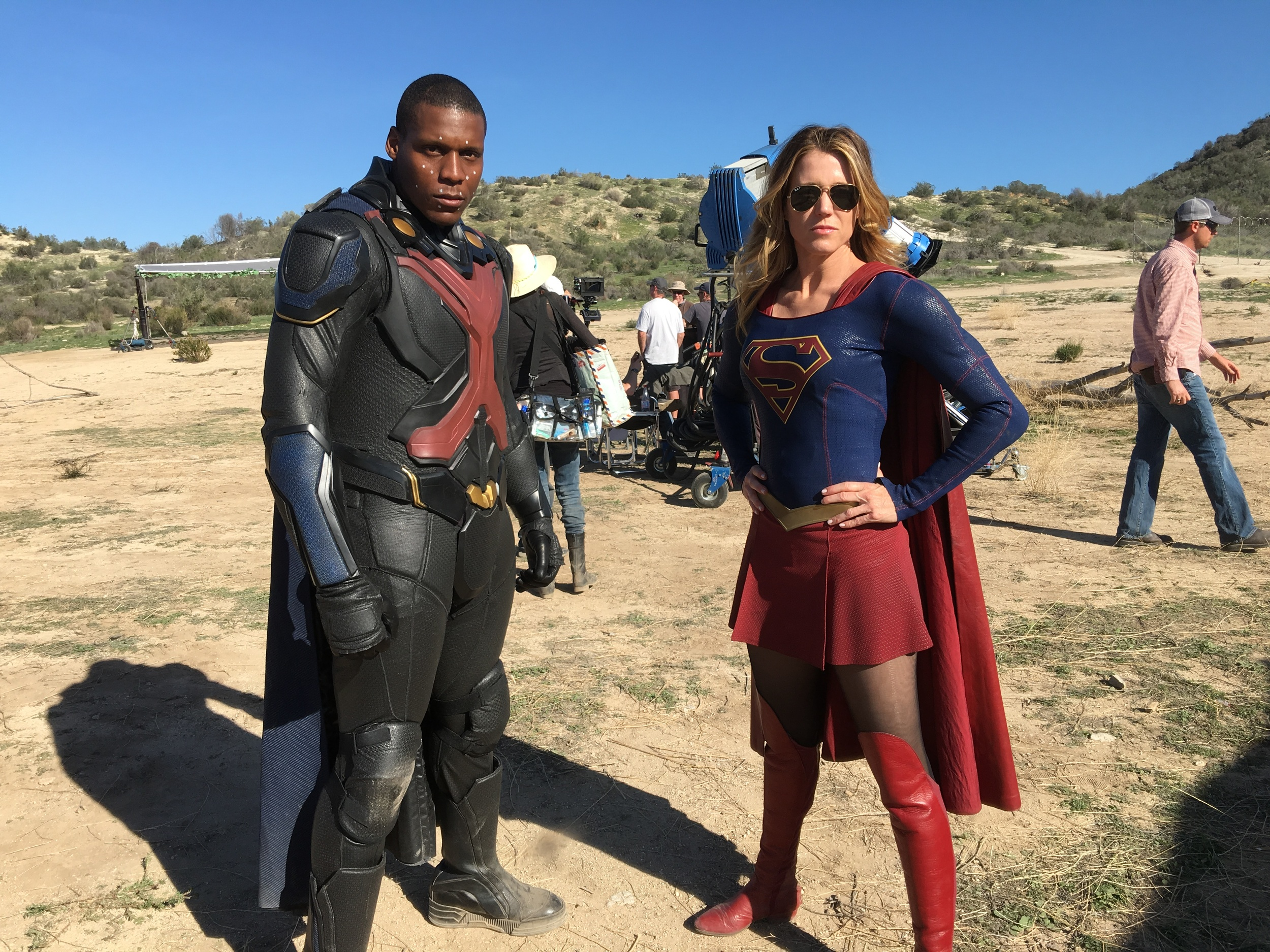 SEASON 1 SUPERGIRL 2016