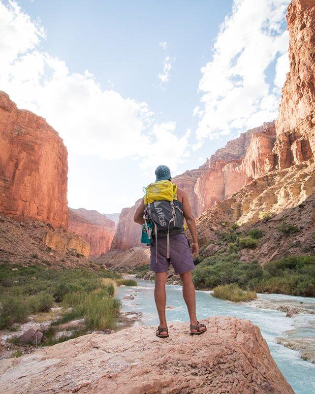 Immerse yourself in something surreal. . #MYEJeep #MakeYourExpedition #explore #getoutdoors #canyon #grandcanyon #rei1440project #optoutside #roadtrip #vacation #adventure #sedona #devilsbridge #redrocks #SedonaAz #arizona #atlaspacks #hiking #backpacking #offroad #4x4 #adventuremobile