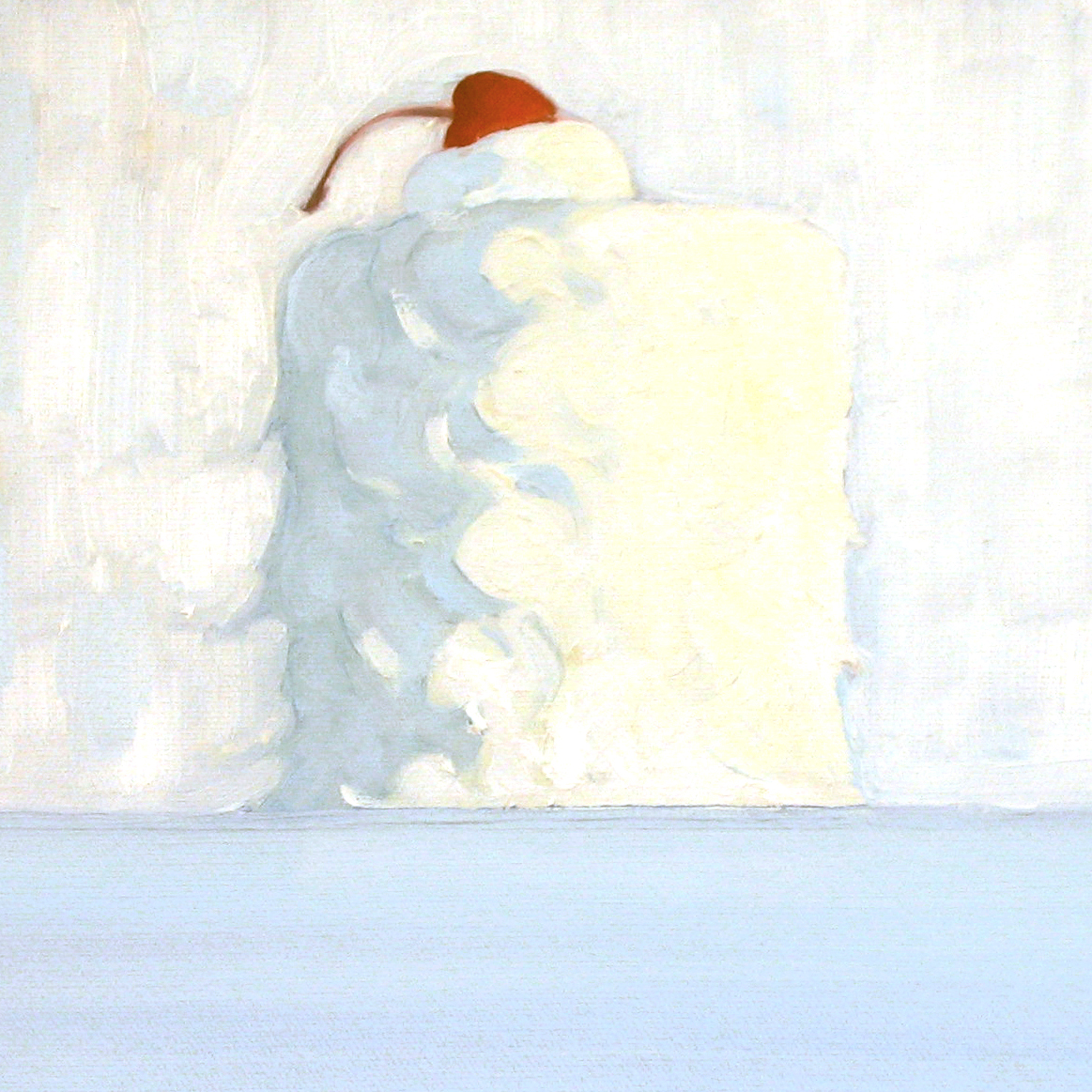 Baker's Delight  12 x 12 inches Oil on Canvas 2008
