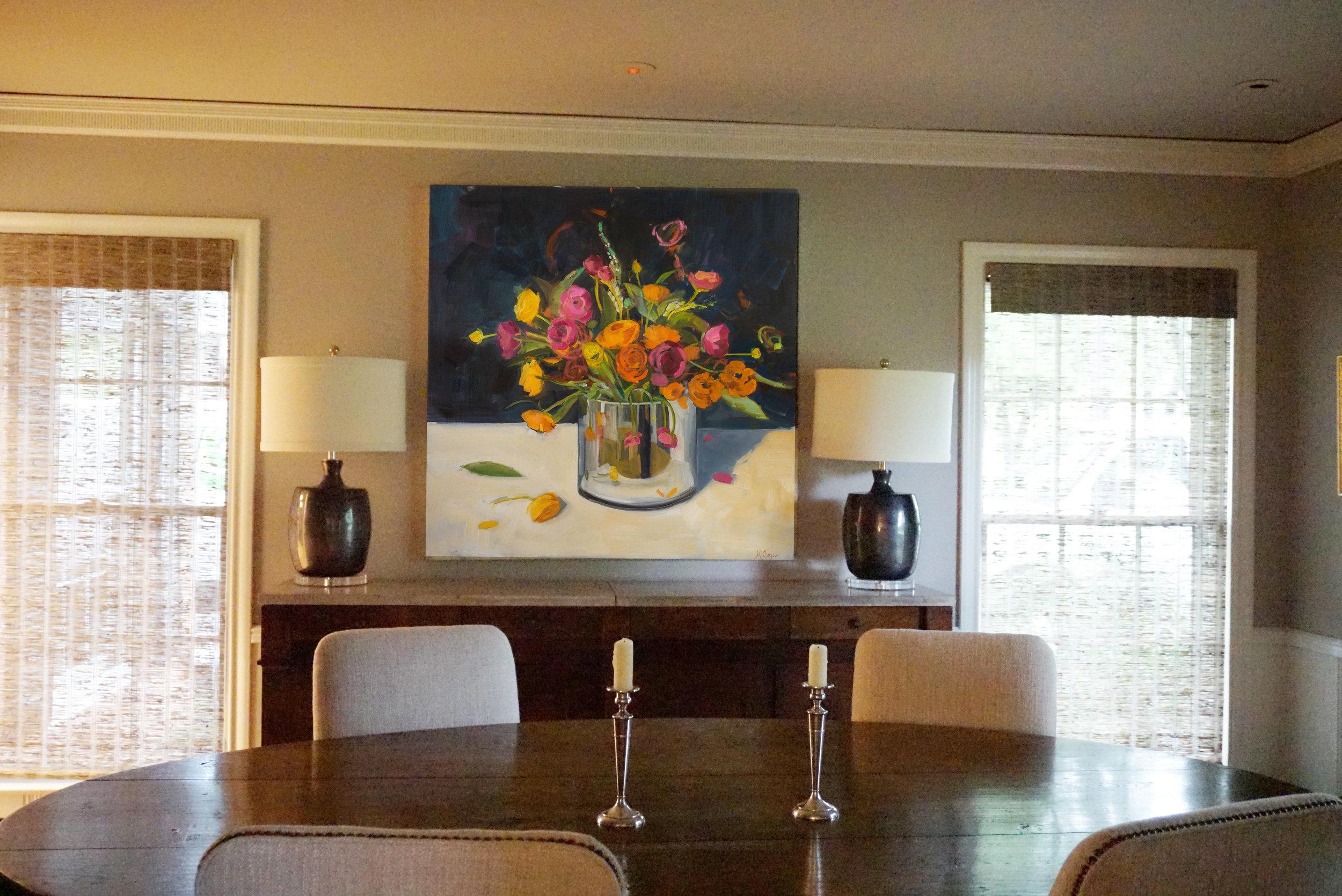 Reflective Bouquet