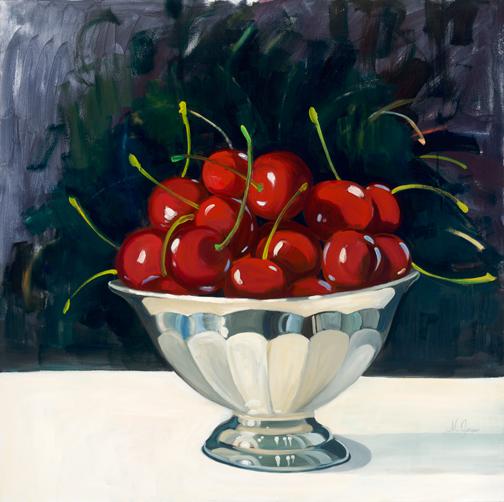 Reflective cherries