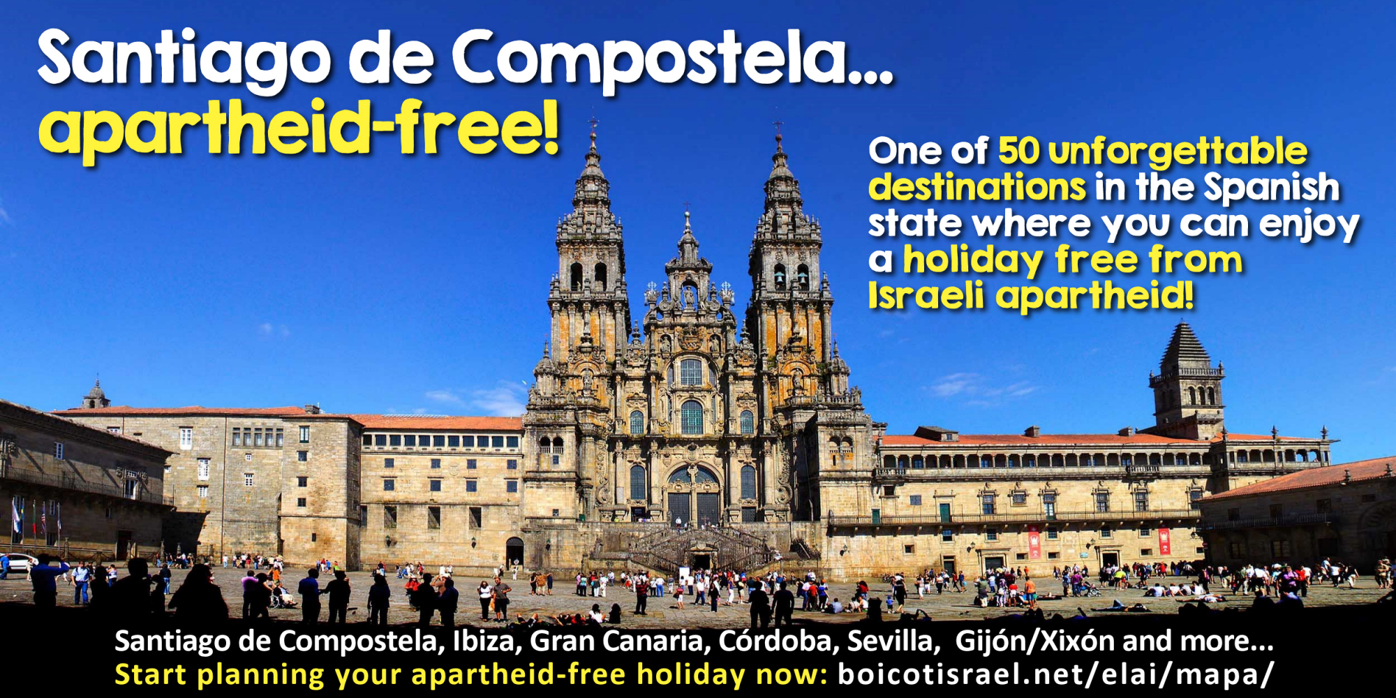 Santiago de Compostela er en av byene