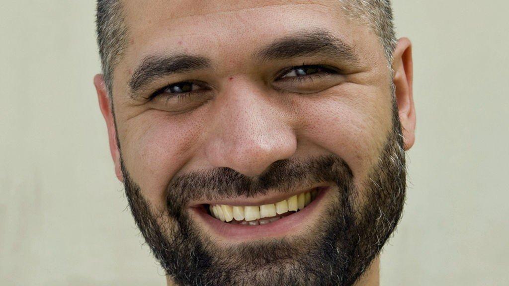 Norsk-palestineren Francois Elsafadi