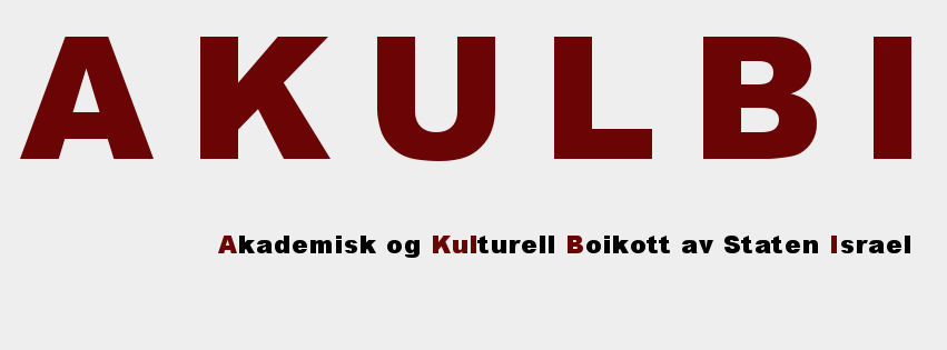 Akulbi er samordningskomiteen for akademisk og kulturell boikott av staten Israel