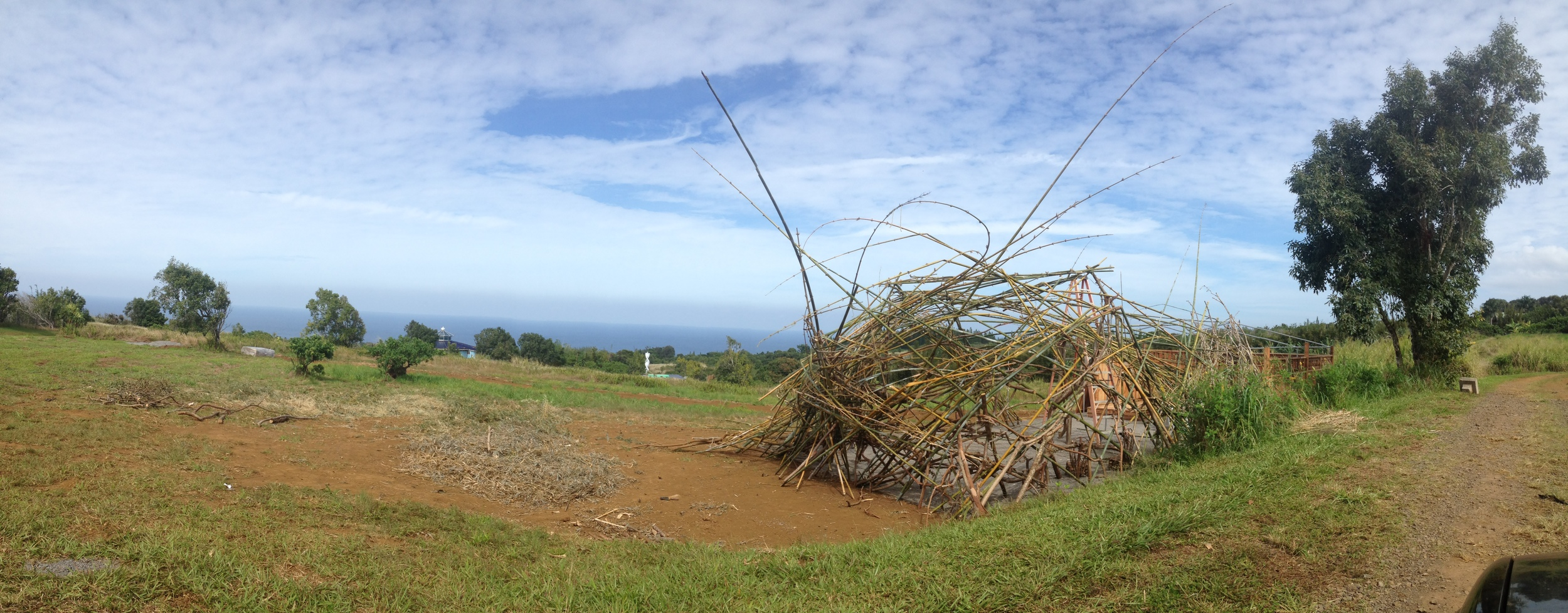 Maui Sacred Earth Temple 2014