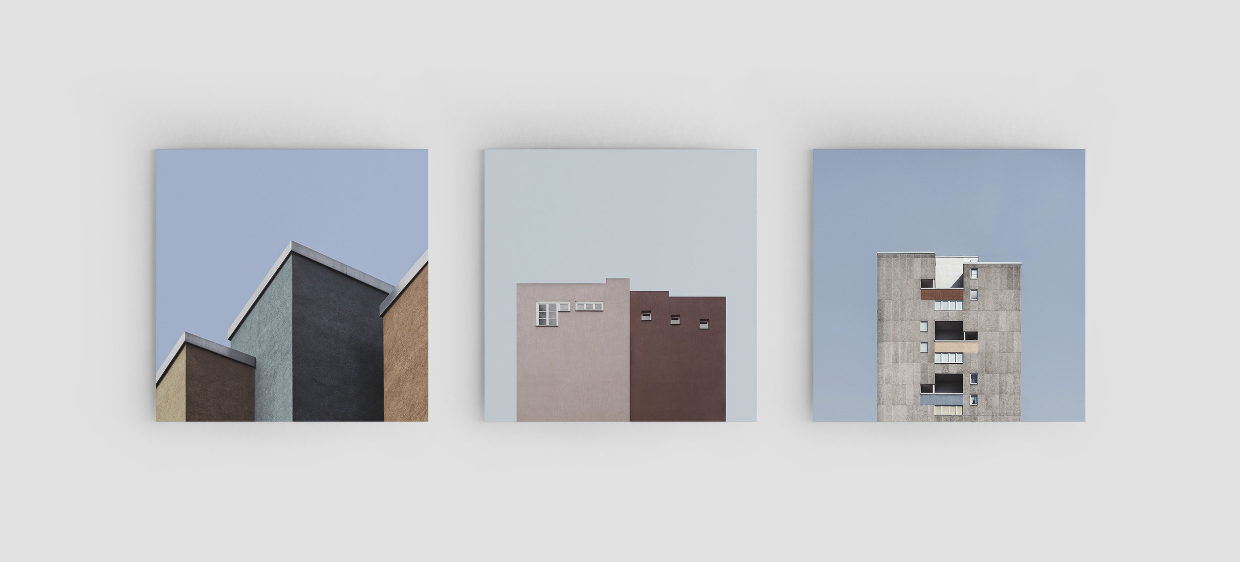 Malte Brandenburg Stacked Prints