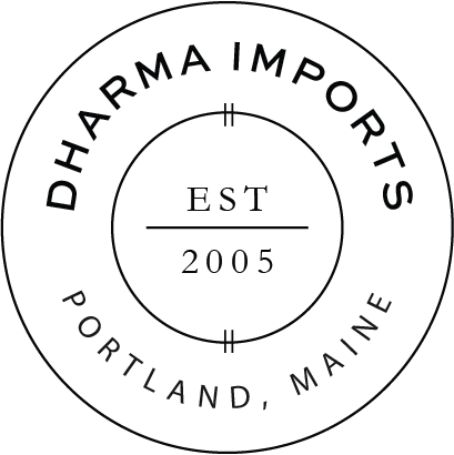Dharma Imports Branding