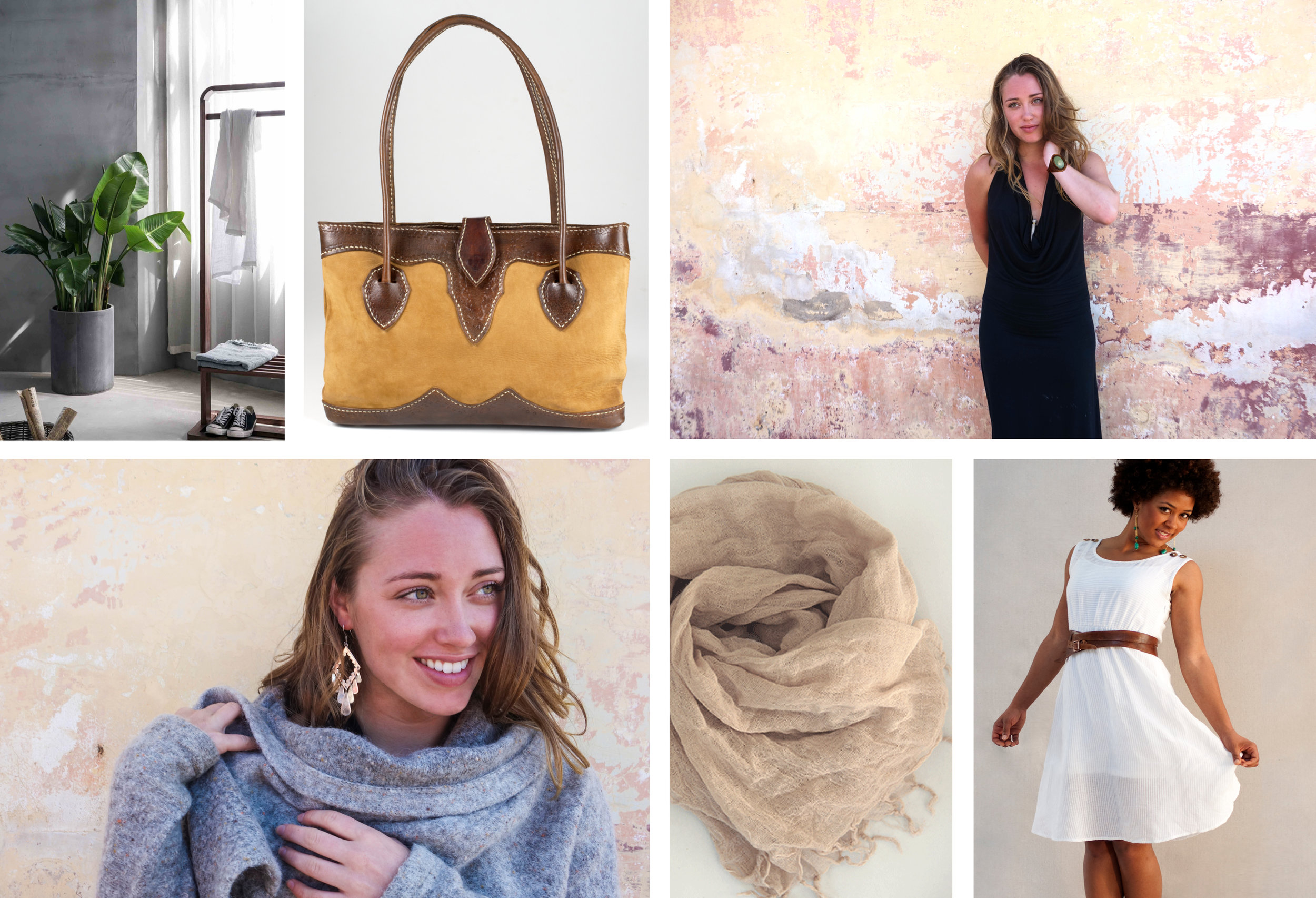 These photographs were set and produced for Ambos Designs, an ethical and conscious product design company in Guatemala. These photos aimed to showcase the thoughtful designs and exquisite craftsmanship that made this company stand out among the fair trade market.