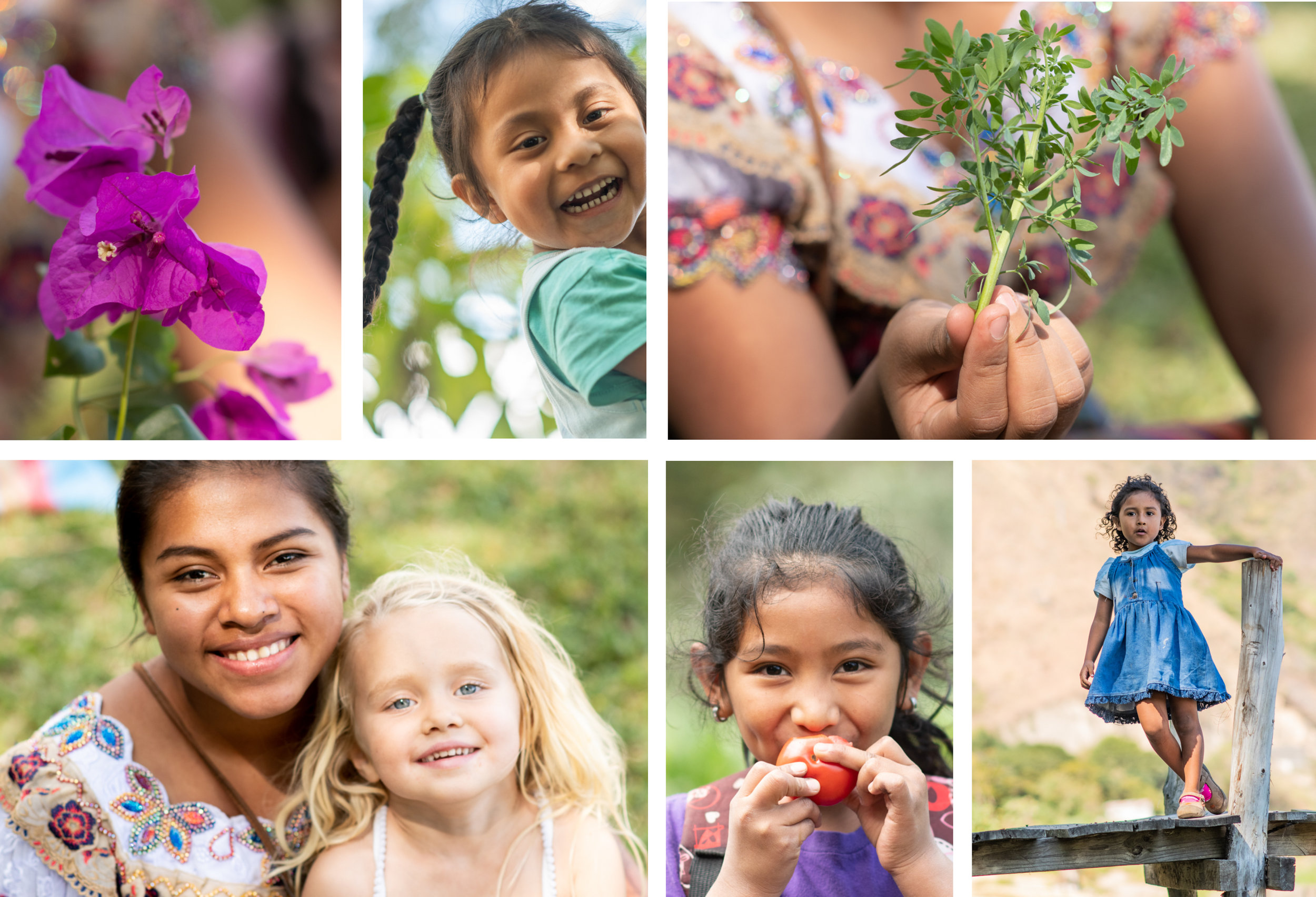This series documents the Guatemala children, landscape, and the nature-based educational camp that was hosted by Rising Minds 501(c)3 and Forest playgroup in San Juan, Guatemala.