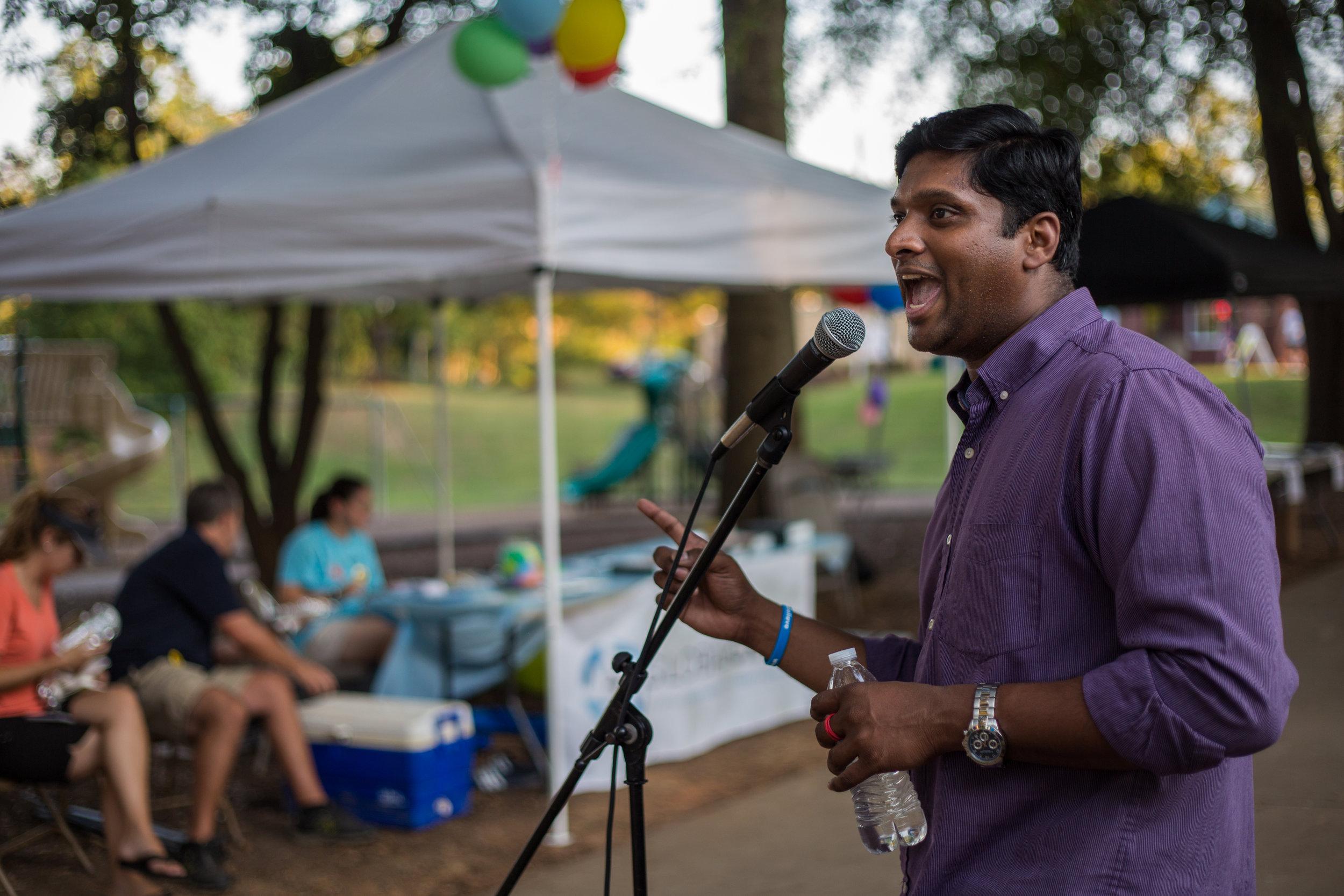 Sibu Rajappan   SES Team speaker