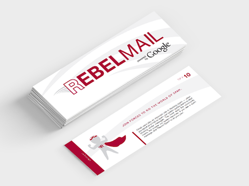 Bookmarks w/ Rebelmail Tips