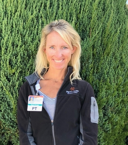 Karen Nauenberg, MPT   Physical Therapist Dominican Hospital, Santa Cruz