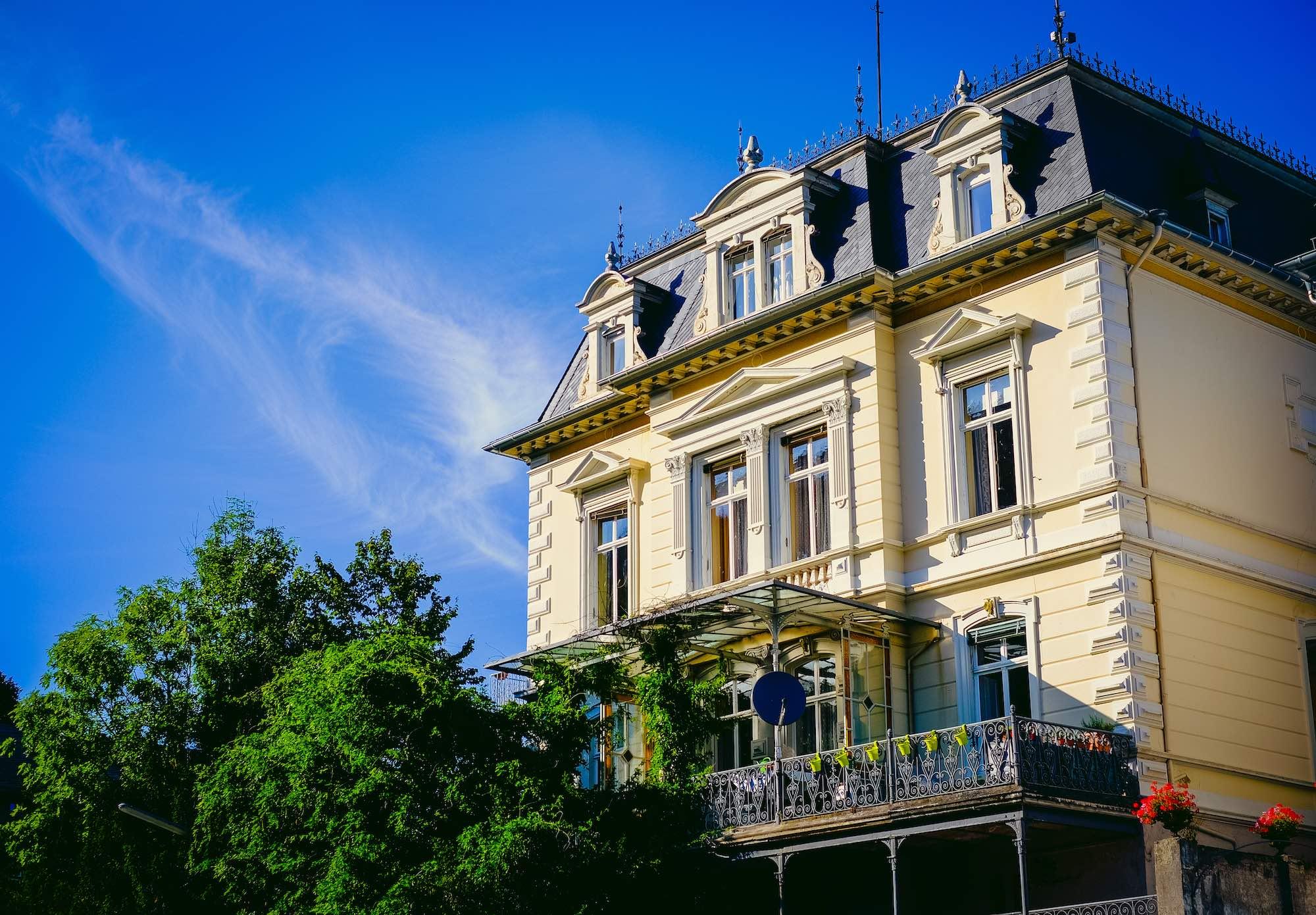 Villa Richard Langguth, erbaut 1890