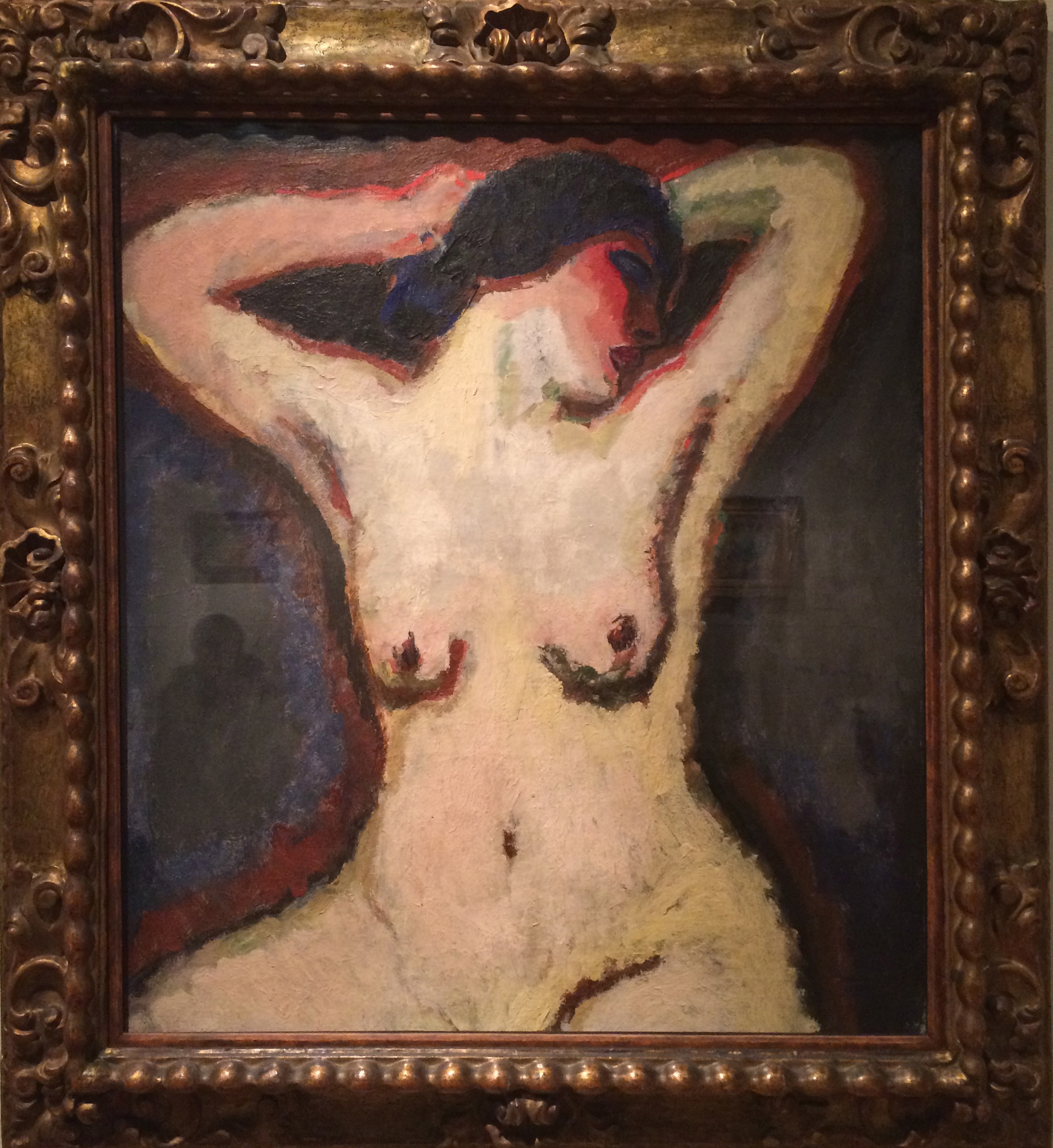 Kees van Dongen (1877 - 1968), Torso, The Idol 1905
