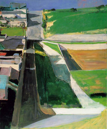 Richard Diebenkorn, Cityscape No.1 (1963)
