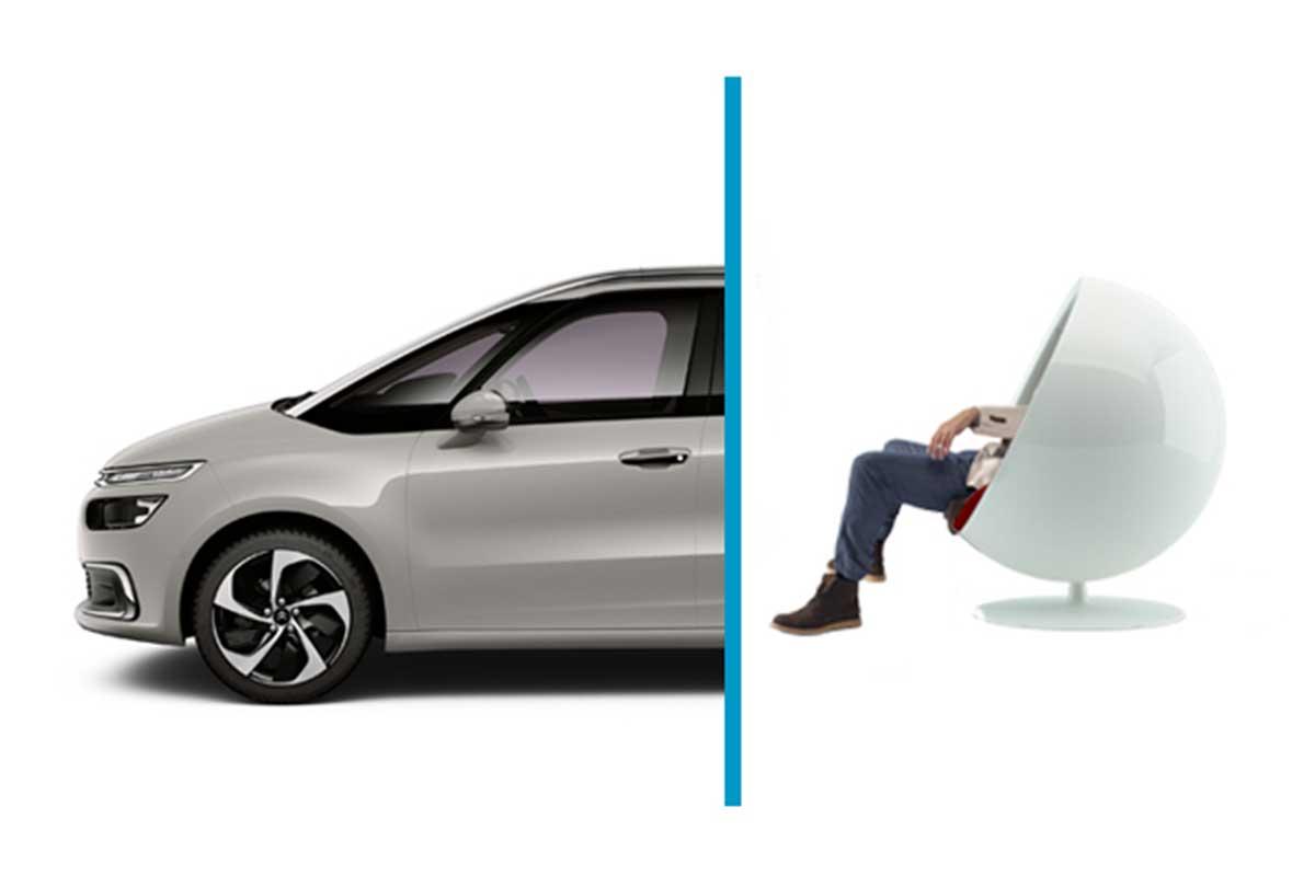 Få den ultimate kjøreopplevelse med Grand C4 Picasso