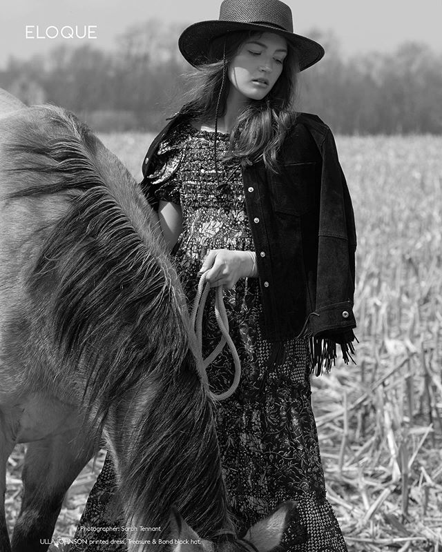 More shots from my editorial out now in @eloquemagazine 'Equine Instinct' with the beautiful @petraogan  Styled by @stylistjaclyneve  HMUA @artistsarasalt 🐴✨ . . . . #milwaukeephotographer #milwaukeeartist #chicagophotographer #chicagofashion #mpmanagement #chicagomodels #mkephotographer #milwaukeefashion #midwestfashion #captureonepro #equestrian #editorial