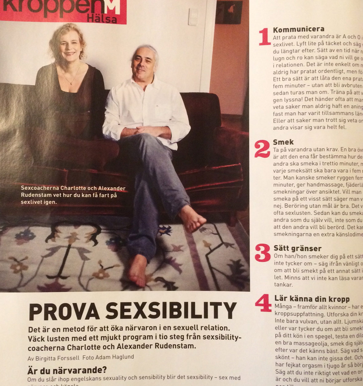 M-magasin november 2014.