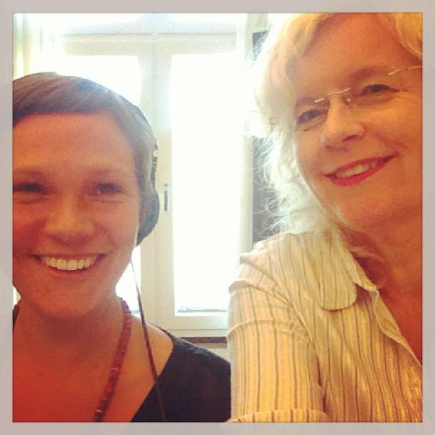 Här är Charlotte med Wivan-Kristina Sandberg i P4 Kristianstad och talar om sex, skam och relationer en gång i månaden under hösten 2013. Tyvärr lever programlänkarna bara i en månad…