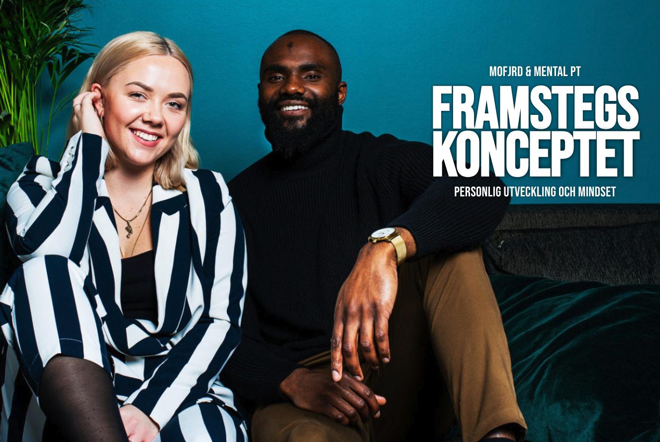 Maximal njutning i framstegskonceptet - November 2019. Charlotte möter Madeleine Mofjärd och Christian Lumbana för ett samtal om tantra i femte avsnittet av podden #framstegskonceptet.
